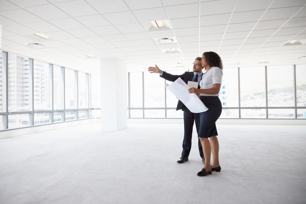 empty-office-space-commercial-property-appraisal | Property DNA Group